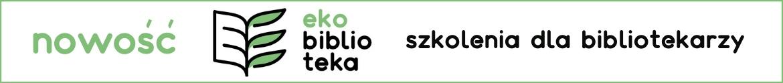 Szkolenia dla bibliotekarzy 2021 - EKObiblioteka