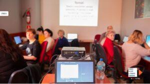 Newsletter w bibliotece - szkolenie
