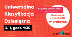 Plakat szkolenia z UKD