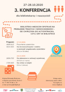 Plakat konferencji w Kędzierzynie Koźlu
