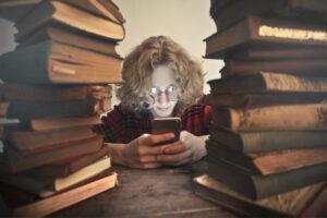Nowoczesne formy promocji czytelnictwa
