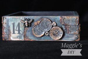 Decoupage Maggie's DIY