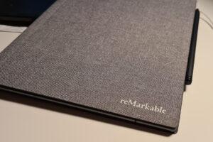okładka tabletu reMarkable