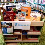 Półka bezglutenowe Biblioteka Publiczna Gminy Krynicy-Zdroju