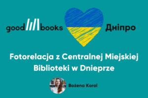 Relacja z biblioteki w Dnieprze