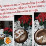 Brownie bezglutenowe Lwóweckiej Biblioteki Publicznej