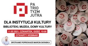 Wydarzenie 11.02 o Patriotyzmie Jutra 2021