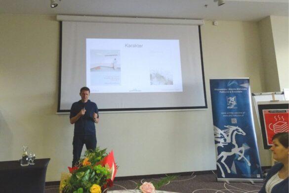 Rafał Grzenia opowiada o literaturze Bliskiego Wschodu