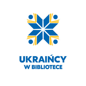 logo Urkaińcy w bibliotece 300x300