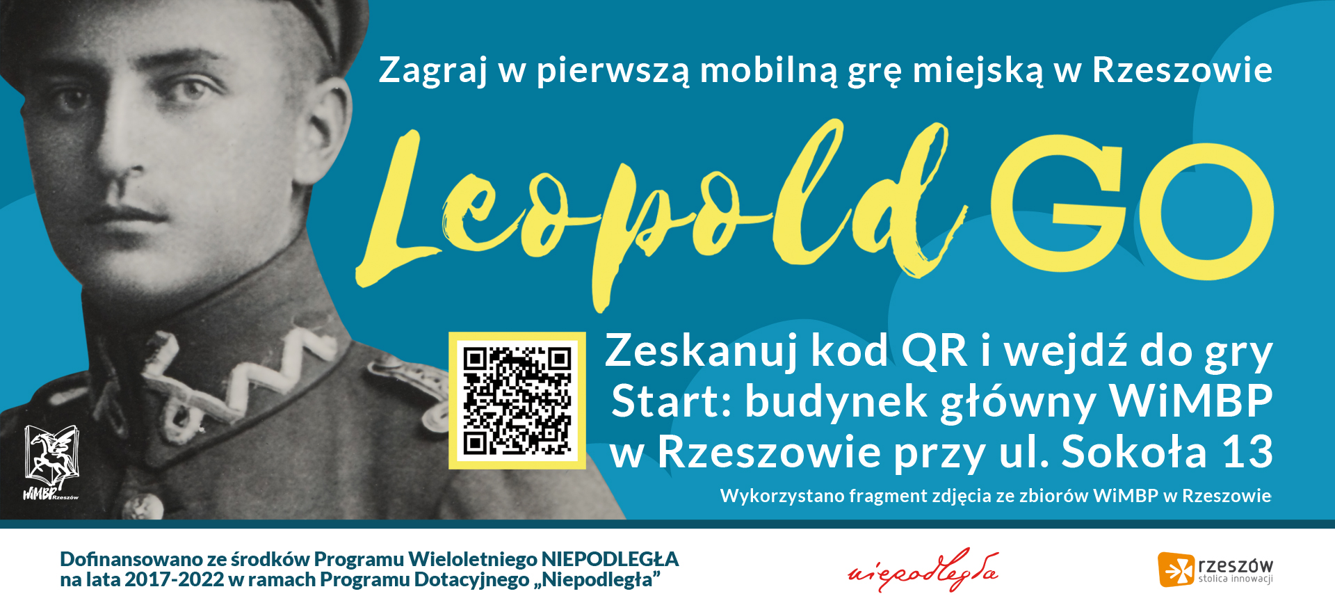 Gra mobilna ANODA Leopold GO
