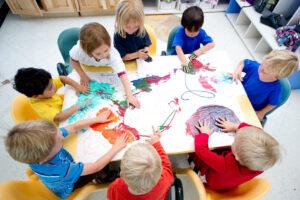 Rozwijanie kreatywności dzieci