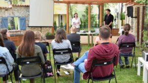 Szkolenie z literatury cyberpunk w Świdniku