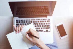 Copywriting - pisanie na stronę biblioteki