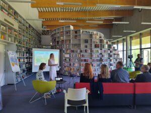 Biblioteka w Czarnym Borze