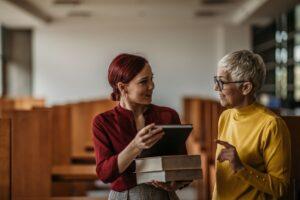 Psychologia i komunikacja w bibliotece