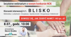 Webinar o konkursie BLISKO
